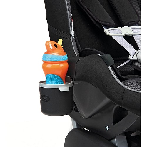 Peg Perego Convertible Cup Holder, Charcoal IKTR0025NFGR