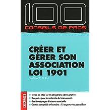 CREER ET GERER ASSOCIATION LOI 1901 -NE