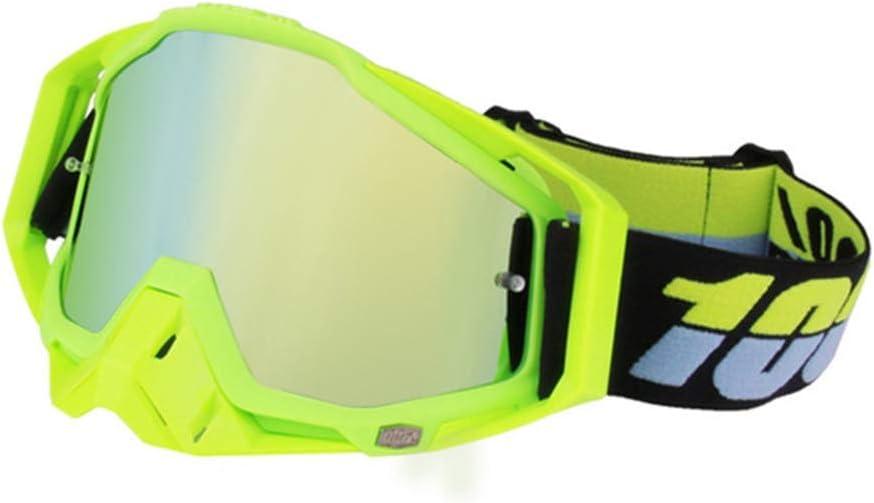 N / A Glasses - Niebla y Resistente a los arañazos y los Agentes químicos con el Protector de Nariz,Verde