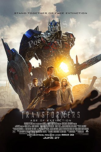 Posters USA Transformers Age of Extinction Movie Poster GLOSSY FINISH - MOV845 (24