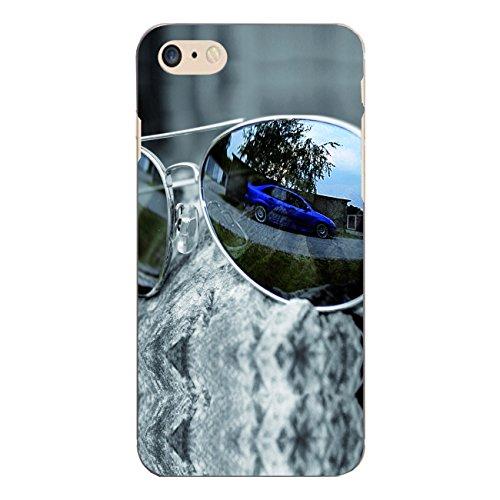 "Disagu Design Case Coque pour Apple iPhone 7 Housse etui coque pochette ""Auto in Sonnenbrille"""