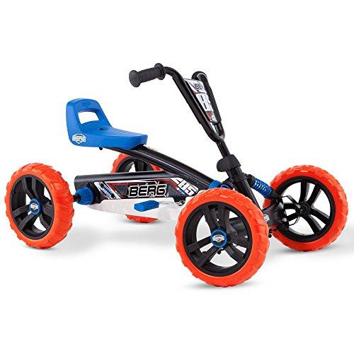BERG Toys Buzzy Nitro Kids Pedal Go Kart for 2 to 5...
