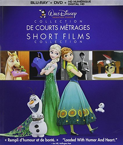 Walt Disney Animation Studios Short Films Collection by Walt Disney Studios Home Entertainment