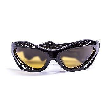 613222a92f OCEAN SUNGLASSES-Cumbuco-Polarised Sunglasses-Shiny Black Frame-Lens   15000.9 (
