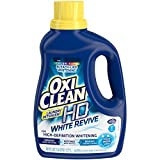 Oxi Clean White HD White Revive Liquid Laundry Detergent 31 Loads, 60 Ounce