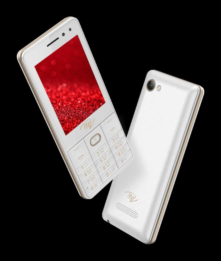 Itel it5320 Phone with 2 8-inch Display