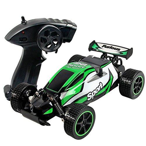 1/20 RC防水ミニジープ 2.4Ghz 無線電動ラジコンカー 二輪駆動 高時速疾走 クイックレスポンス 子供おもちゃ ミニカー