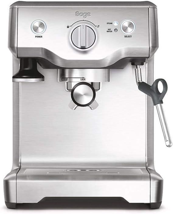 SAGE SES810 the Duo Temp Pro, Cafetera espresso, Cappuccinatore, 15 Bar, Acero Inoxidable: Amazon.es: Hogar