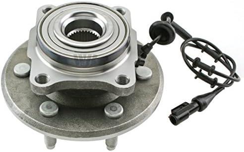 Rear Wheel Hub Bearing Assembly SKF BR930635 WJB WA541001 Moog 541001 Timken SP550203 Cross Reference