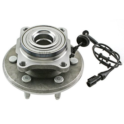 WJB WA541001 - Rear Wheel Hub Bearing Assembly - Cross Reference: Timken SP550203 / Moog 541001 / SKF BR930635