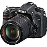 Nikon D7100 24.1 MP DX-Format CMOS Digital SLR 18-140mm f/3.5-5.6G ED VR Auto Focus-S DX NIKKOR Zoom Lens International Version (No Warranty)