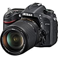 Nikon D7100 24.1 MP DX-Format CMOS Digital SLR with 18-140mm f/3.5-5.6G ED VR Auto Focus-S DX NIKKOR Zoom Lens International Version (No warranty)