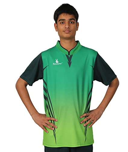 55fbd749944 Buy Triumph International Football Jersey Green Online at Low Prices ...