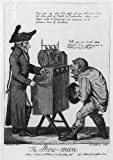 Photo: The Show Man,1798,Unsanitary Conditions,Apothecary Shops,Great Britain,Satire