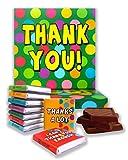 DA CHOCOLATE Candy Souvenir THANK YOU Chocolate Gift Set 5x5in 1 box (0315)