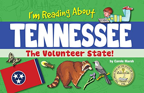 Books : I'm Reading About Tennessee (Tennessee Experience)