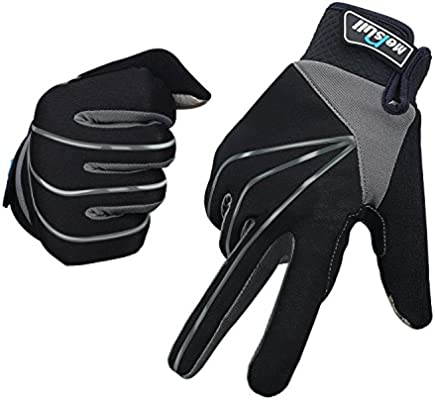 Amazon Com Mersui Cycling Gloves Mountain Biking Gloves Winter