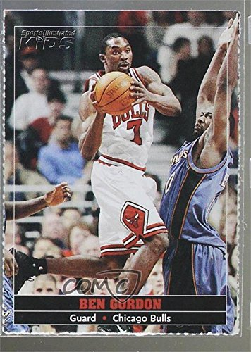 Ben Gordon (Trading Card) 2001-05 Sports Illustrated for Kids - [Base] - 533 Kids