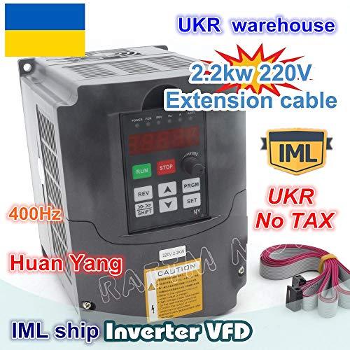Davitu Inverters & Converters - UKR 2.2KW Variable Frequency