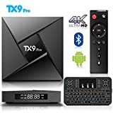 Android 7.1 TV Box, BPSMedia TX9 Pro TV Box with 3GB DDR3 RAM