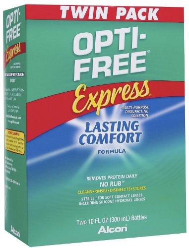 Lasting Opti-Free express Comfort