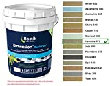 Bostik Dimension StarGlass Grout 671 Hematite 18 lbs