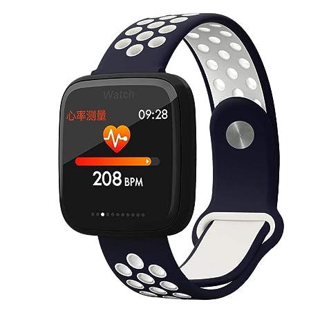 JASZHAO Bluetooth Sport Swim Smart Watch Gorilla Glass Presión ...