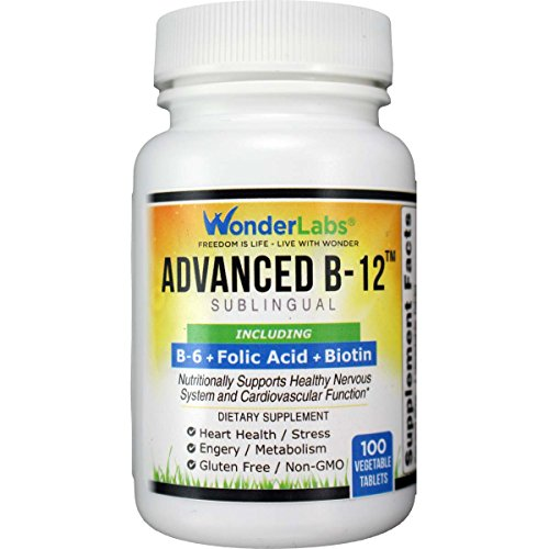 b12 sublingual advanced - 2