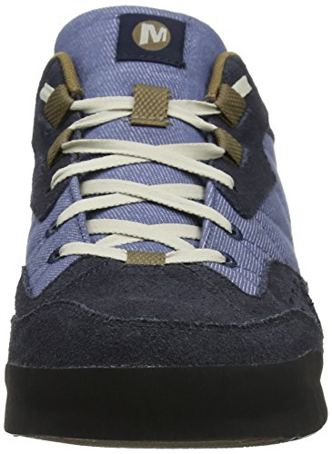Kangaroo Denim Burnt Denim Marron Low Homme Rock Tura Merrell Baskets SU84q