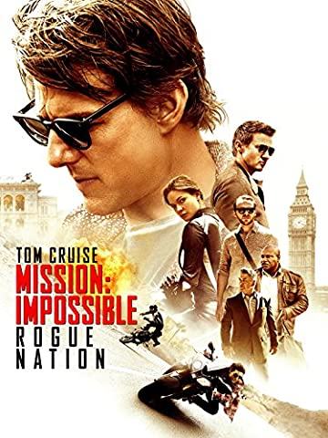 Mission: Impossible - Rogue Nation (Action & Adventure DVDs & Videos)