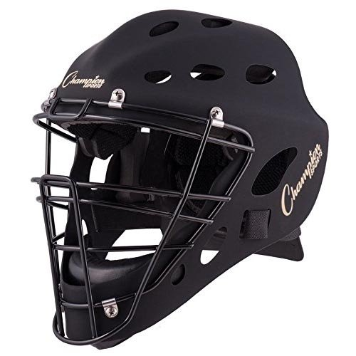 Champion Sports Adult Hockey Style Catcher's Mask by Champion Sports