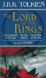J.R.R. Tolkien: Lord of the Rings, the Fellowship of the Ring, the Two Towers, the Return of the King, the Hobbit/Boxed Set