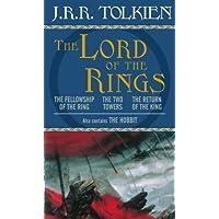 Tolkien 4 copy Box Set