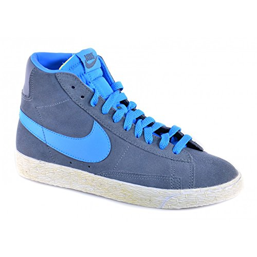 Baskets Blazer Vintage Grey/Blue