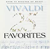 25 Vivaldi Favorites/Various