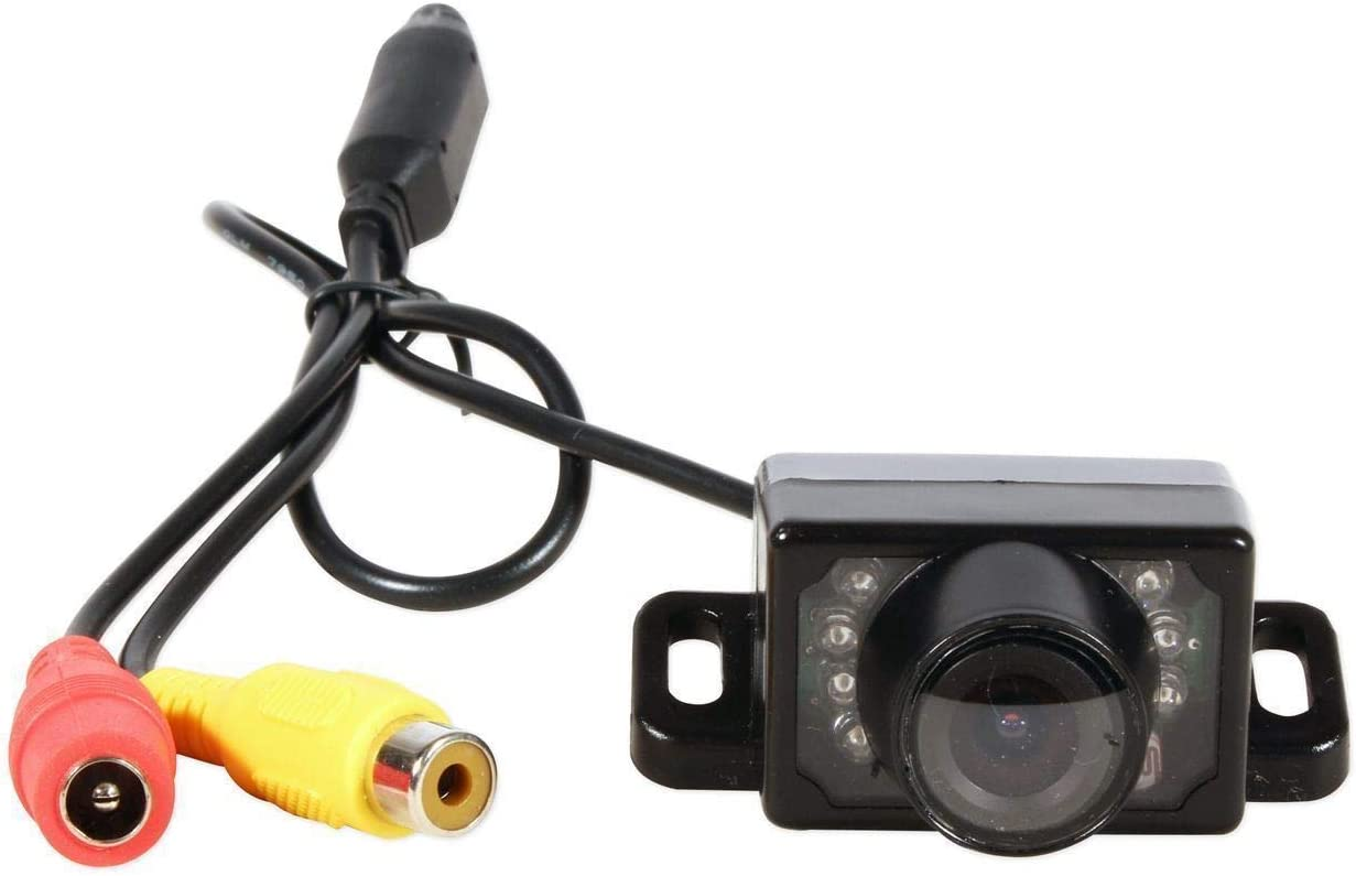 Kenwood DMX125BT 6.8 Car Monitor Bluetooth Receiver with USB Android Mirror and Camera
