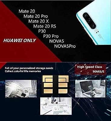 NM Card 64G 128G 256G 90MB/S Nano Memory Card Mirco SD Card
