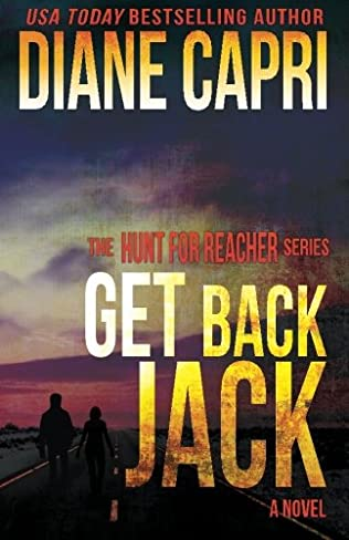 book cover of Get Back Jack