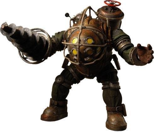 BioShock 2: Big Daddy Ultra Deluxe Action Figure by Bioshock
