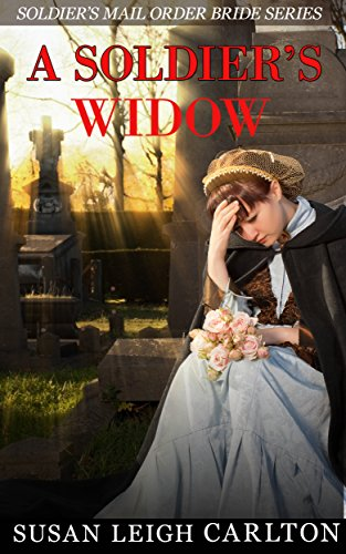 book cover of A Soldier\'s Widow: Part 2