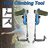 biliten 2 Gears Tree Climbing Spikes, Climbing