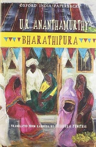 book cover of Bharathipura