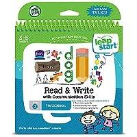 LeapFrog 21508 LeapStart Preschool Read and Write and Communication Skills Activity Book