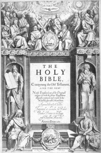 King James Bible (Text-To-Speech Version)
