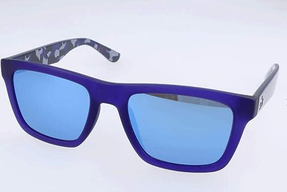 Lacoste Sonnenbrille L797S Gafas de Sol, Azul (Blau), 57.0 ...