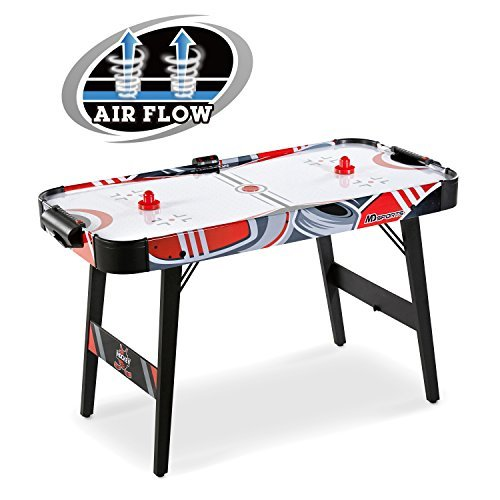 Learn More About Foldable 48 Air Powered Hockey Game Table With UL Certified Motor