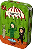 HABA Mini Charades Card Game in Tin (Made in Germany)