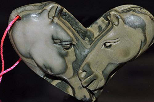 Snake Skin Fossil Stone (• Bella-gems • 42x49x7mm