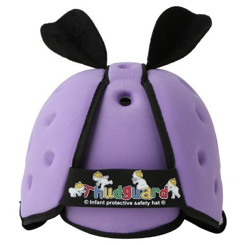 Thudguard Infant Protective Safety Hat (Lilac)