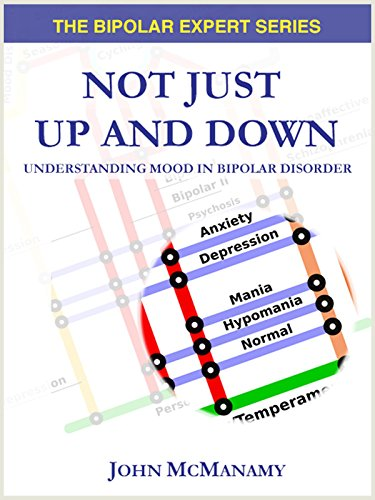 Not Just Up and Down: Understanding Mood in Bipolar Disorder (The Bipolar Expert Series Book 1) - Bi Series
